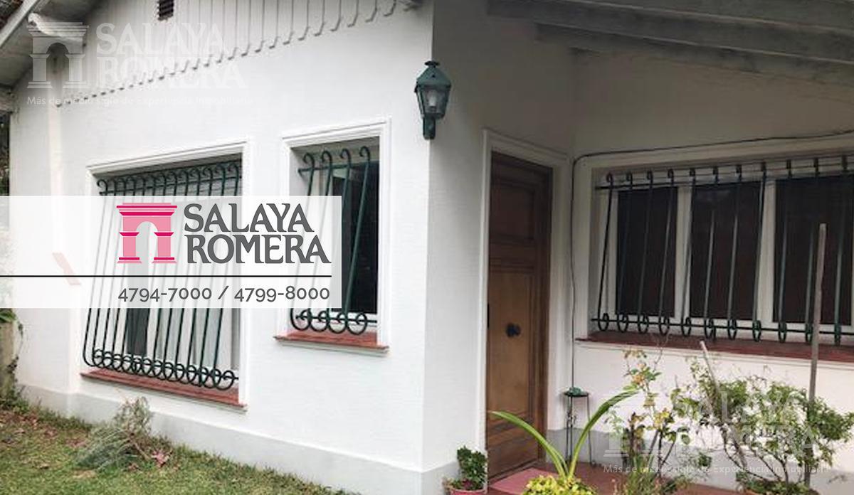 Foto Casa en Venta en  Olivos-Qta.Presid.,  Olivos  Nicolas  Avellaneda al 2000