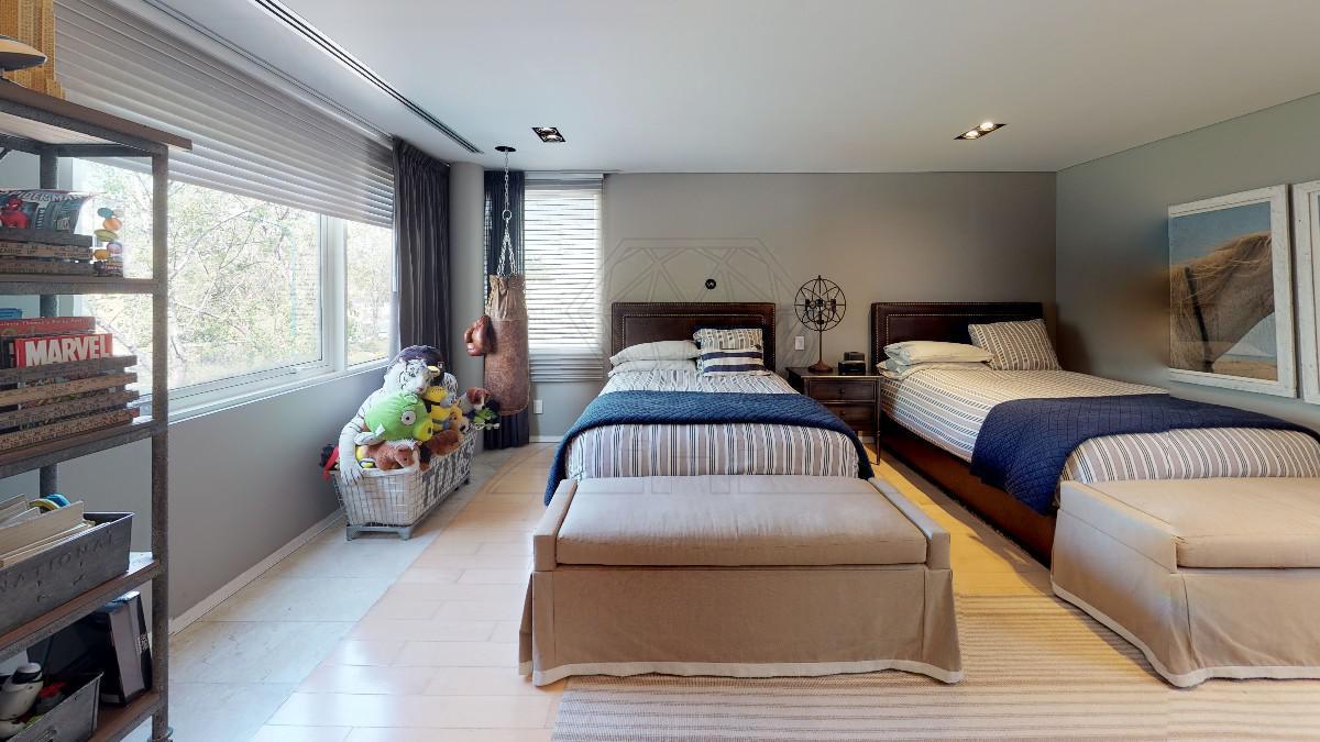 Foto Casa en condominio en Venta en  Bosques de las Lomas,  Cuajimalpa de Morelos  EXCLUSIVA!! Casa en conjunto de LUJO a la venta  Residencial Domus , Bosques de  las lomas  (VW)