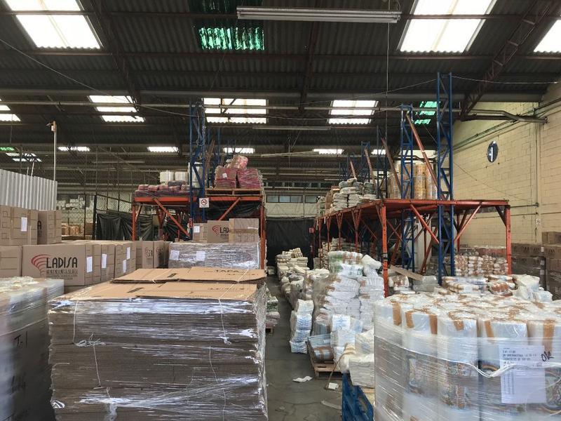 Foto Bodega Industrial en Renta en  Industrial Alce Blanco,  Naucalpan de Juárez  Fracc. Industrial Alce Blanco, bodega en renta (DM)