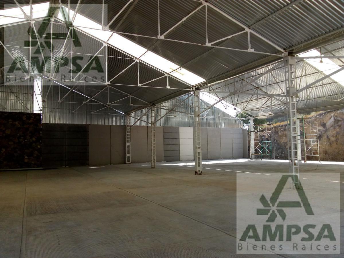 Foto Bodega Industrial en Renta en  México Nuevo,  Atizapán de Zaragoza  Camino al Rancho los Alamares