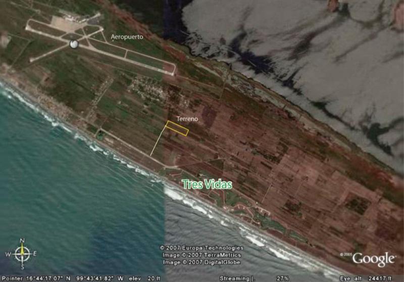 Foto Terreno en Venta en  Plan de los Amates,  Acapulco de Juárez  SKG VENDE terreno en Acapulco Diamante de 62,000 m2