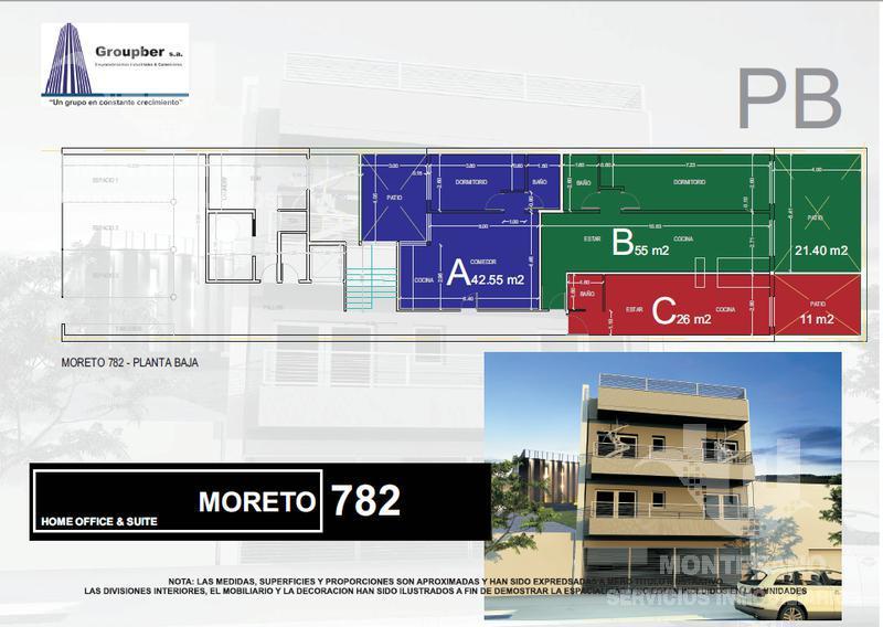 Foto Departamento en Venta en  Parque Avellaneda ,  Capital Federal  Moreto al 700