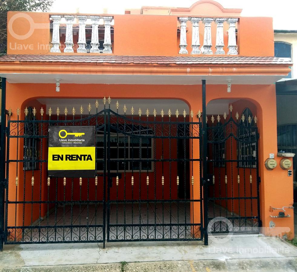Foto Casa en Renta en  Las Palmas,  Coatzacoalcos  Casa en Renta, Cerrada Palma de Veracruz,  Col. Las Palmas.
