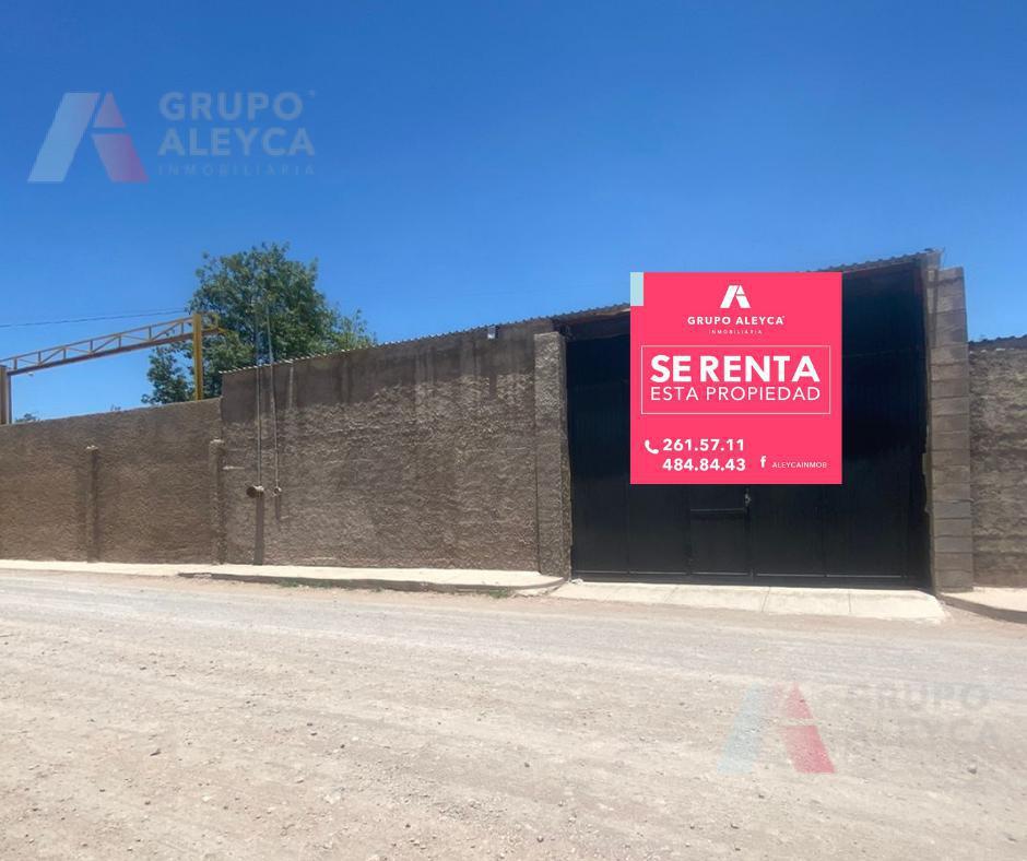 Foto Bodega Industrial en Renta en  Deportistas,  Chihuahua  Col. Deportistas