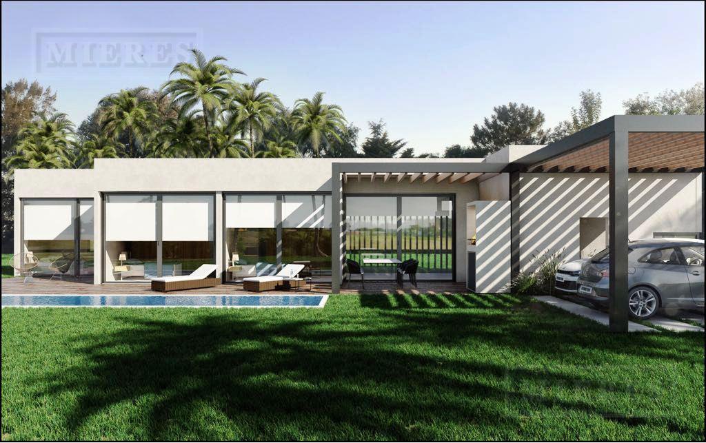 MIERES Propiedades- Casa de 120 mts en La Cañada de Pilar Los Arces