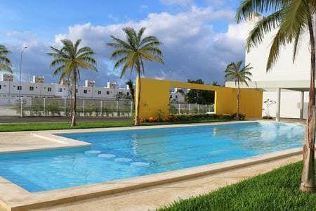 Foto Departamento en Renta en  Playa del Carmen ,  Quintana Roo  Departamento Paseo de los Olivos
