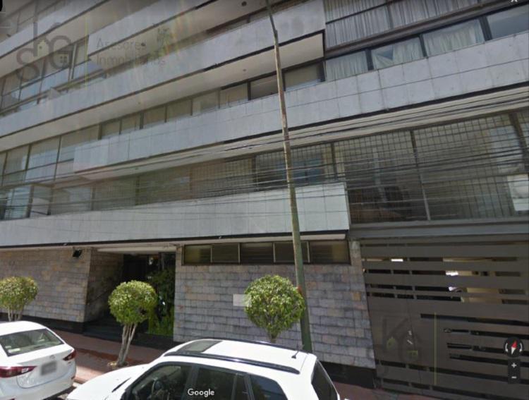 Foto Departamento en Renta en  Polanco,  Miguel Hidalgo         SKG Renta o  Vende Departamento   Homero