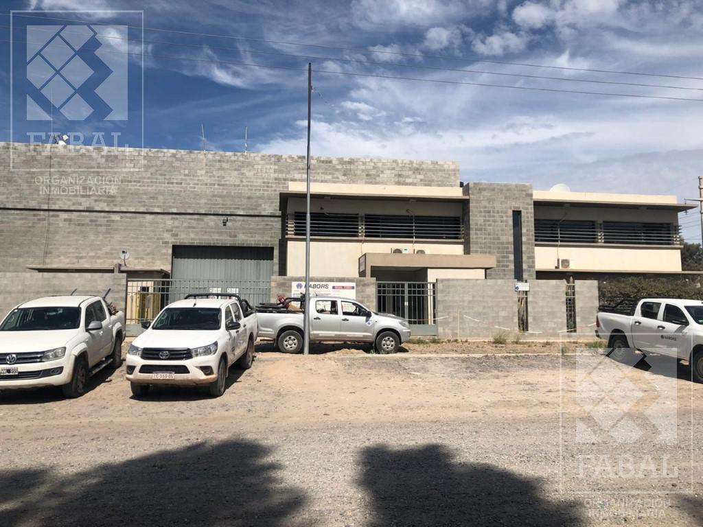 Foto Galpón en Alquiler en  Ciudad Industrial Jaime de Nevares,  Capital  Giusseppe Masaro 419 - Base Parque Industrial