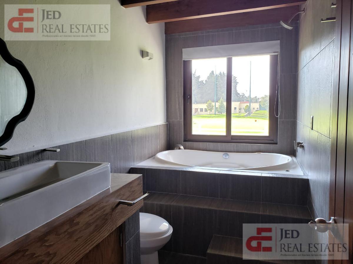 Foto Casa en Venta en  Club de Golf los Encinos,  Lerma  Vista al Nevado