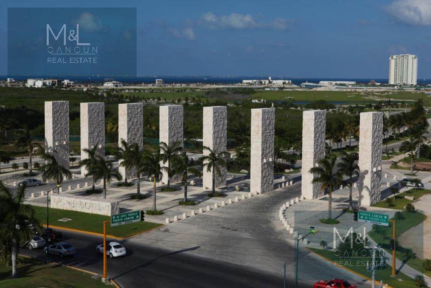 Foto Departamento en Venta en  Puerto Cancún,  Cancún   Departamento Garden en Venta en Cancún,  SHARK TOWER, 3  Recámaras Puerto Cancún