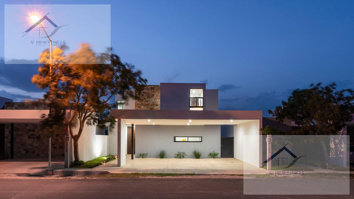 Foto Casa en Venta en  Temozón ,  Yucatán  AMIDANAH  Residencial Temozón Norte Venta de casas Mod. A