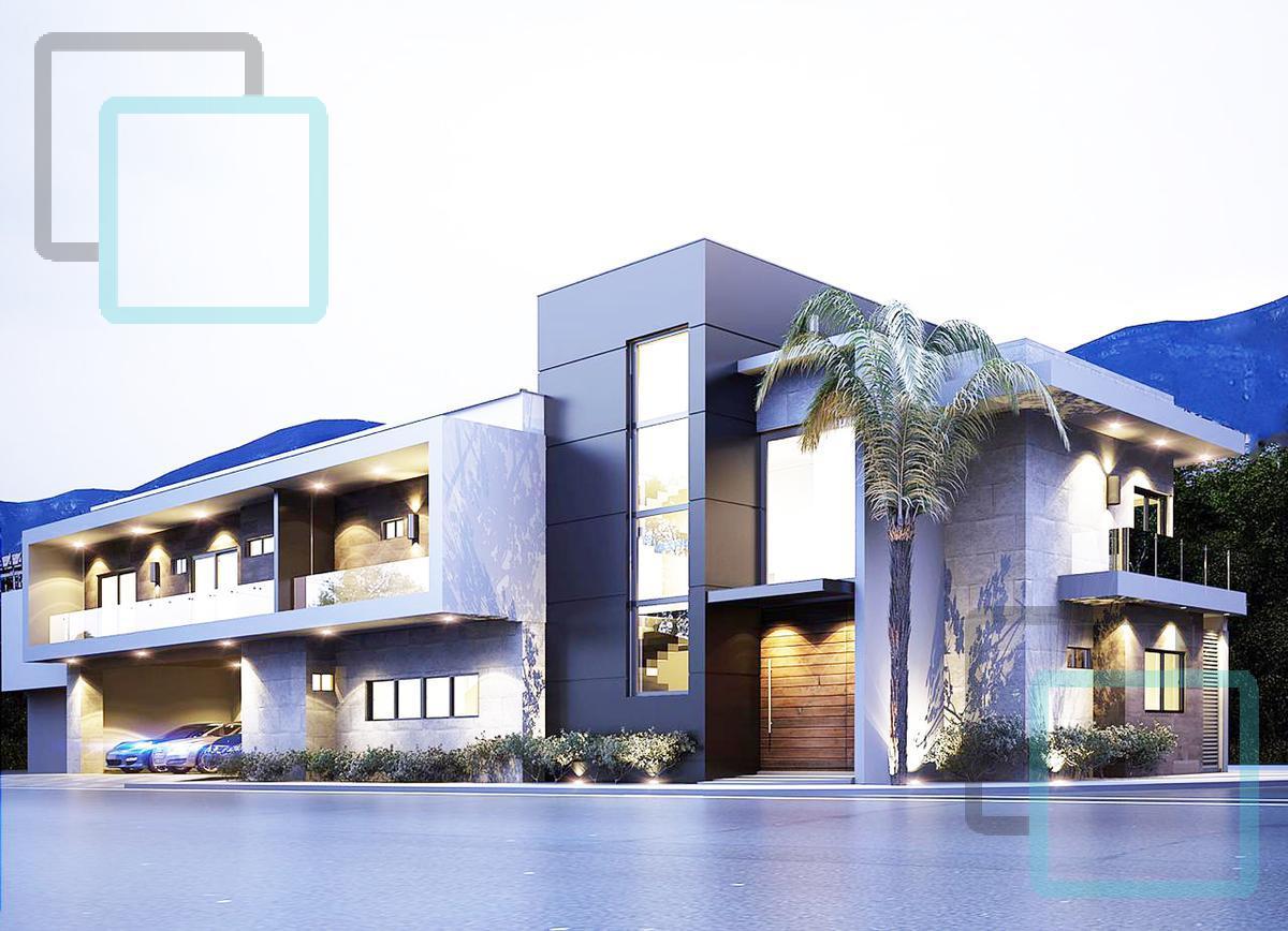 Foto Casa en Venta en  La Joya Privada residencial,  Monterrey  CASA EN VENTA LA JOYA ZONA CARRETERA NACIONAL MONTERREY