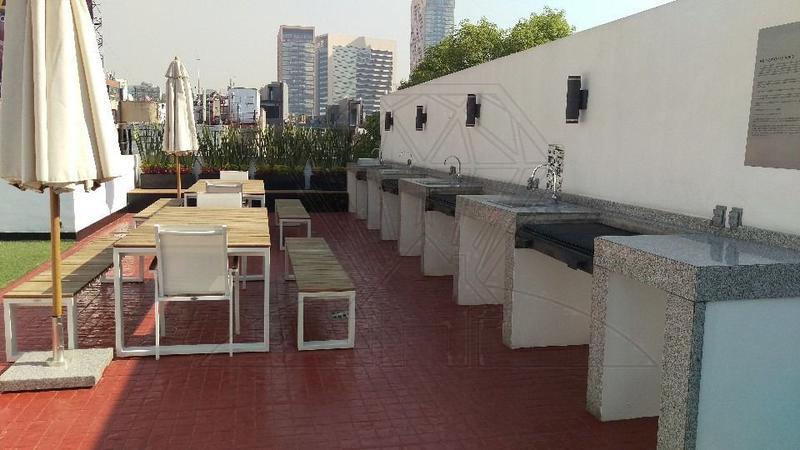 Foto Departamento en Venta | Renta en  Polanco III Sección,  Miguel Hidalgo   Calle Goldsmith  departamento a la venta o renta Col. Polanco (JS)