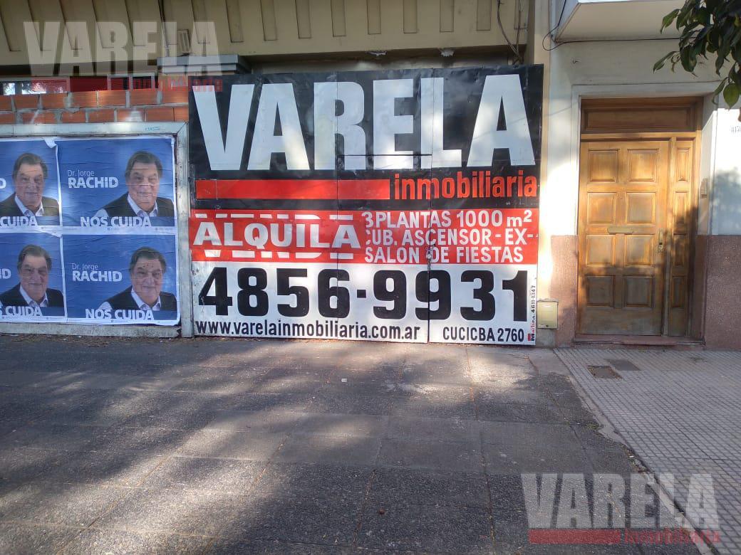 Foto Depósito en Alquiler en  Floresta ,  Capital Federal  Juan B. Justo  8100