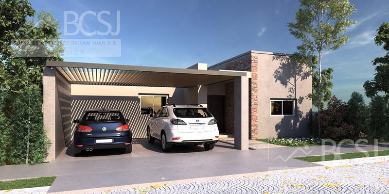 Foto Casa en Venta en  Rivadavia ,  San Juan  Bº Profesionales de Ciencias Economicas