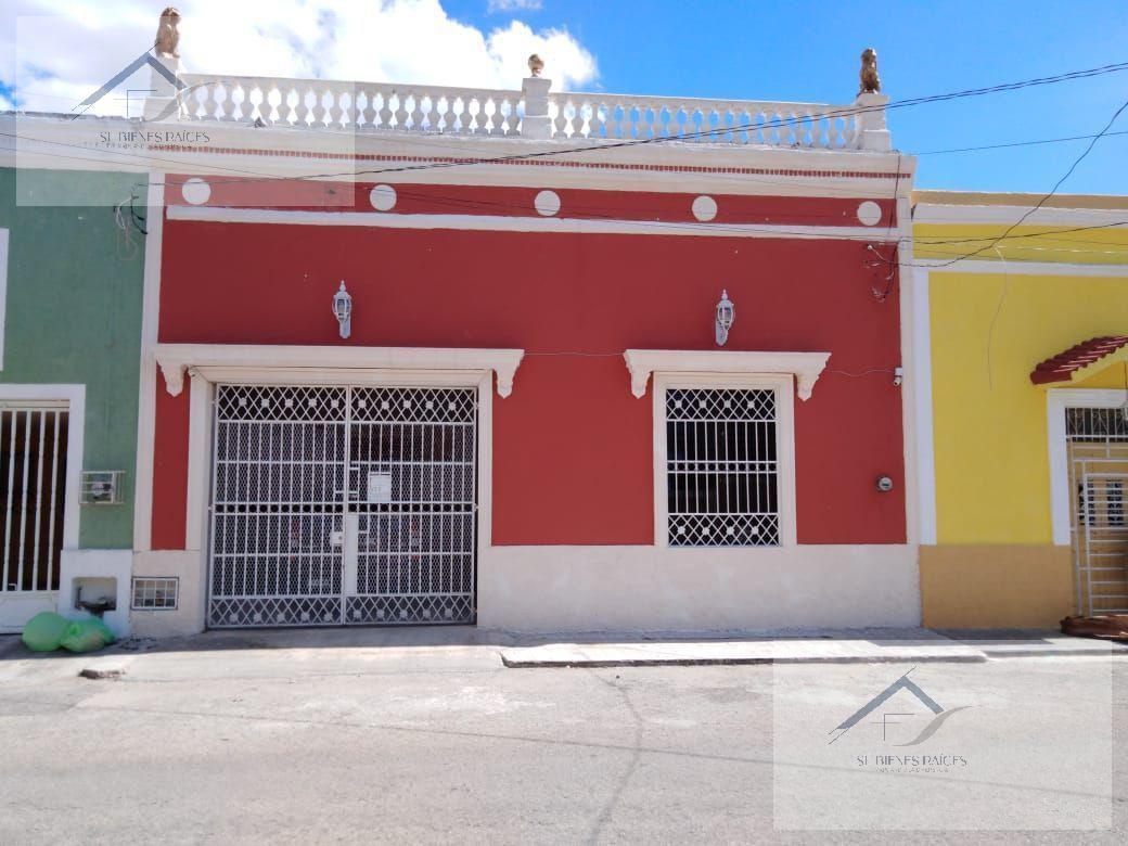 Foto Casa en Venta |  en  Mérida Centro,  Mérida  Casa en Venta ''Casa de los Leones'' - barrio de Sn. Cristobal a tan solo unas calles de la catedral de Mérida.