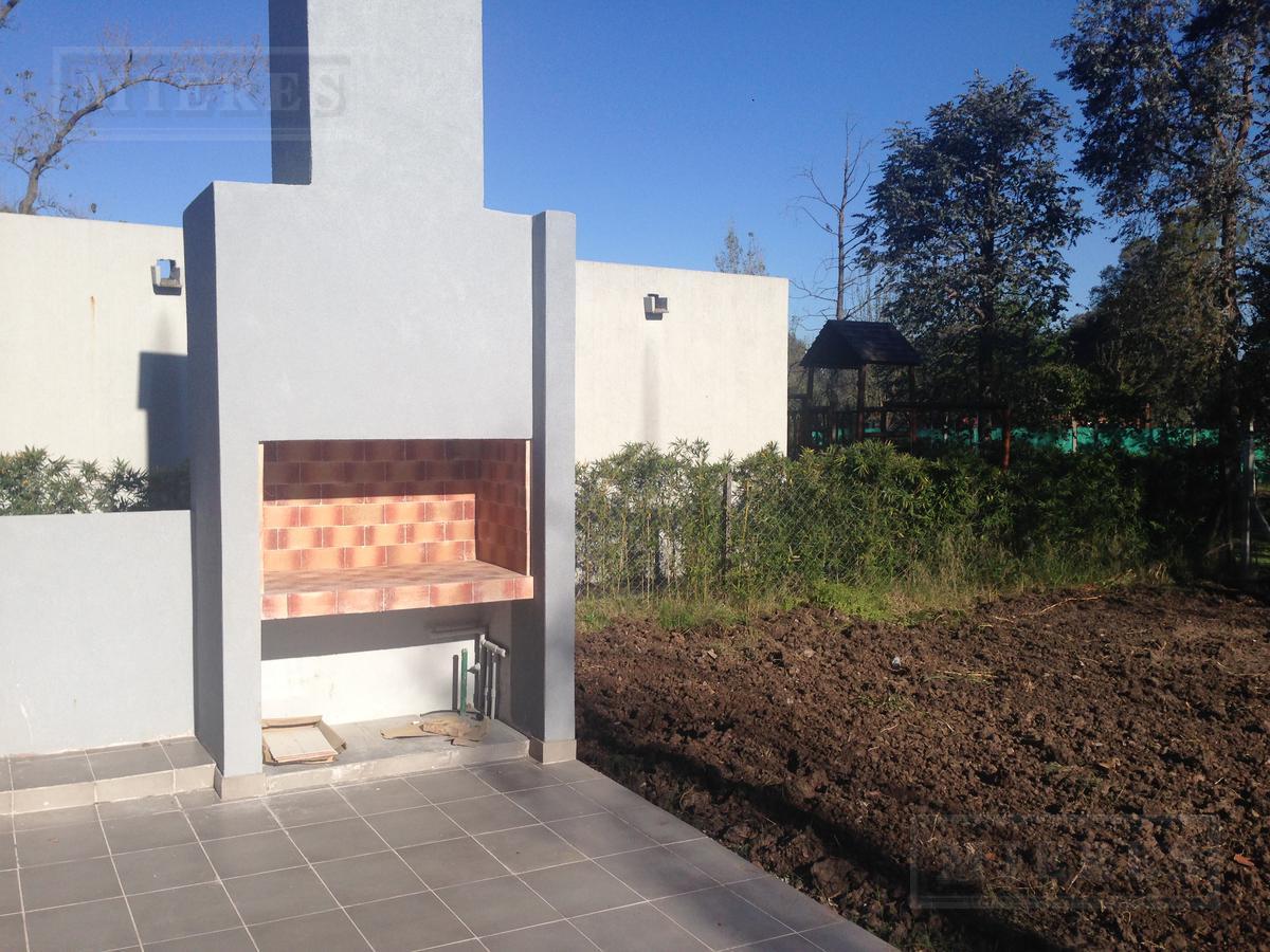 Casa de 124 mts en Pilar del Este San Alfonso
