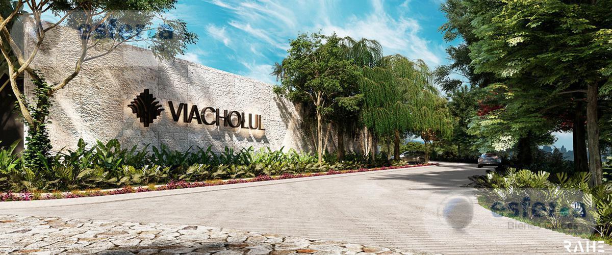 Foto Terreno en Venta en  Pueblo Cholul,  Mérida  Terrenos residenciales en venta, en Mérida,  hasta 48 meses sin intereses