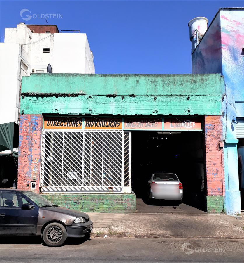 Foto Galpón en Alquiler en  Villa Crespo ,  Capital Federal  MUÑECAS 1000