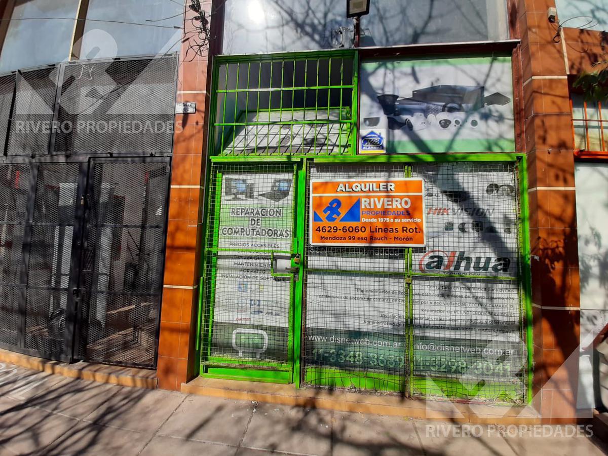 Foto Local en Alquiler en  Moron Norte,  Moron  Munilla al 900