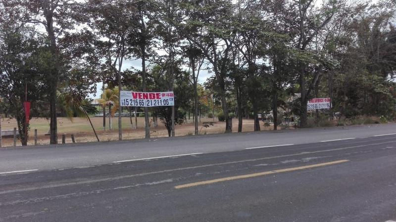 Foto Terreno en Venta en  Aeropuerto Ciudad de Minatitlan,  Cosoleacaque  Carretera Antigua Coatzacoalcos-Minatitlán Km. 22, Cosoleacaque, Veracruz, entre Ejido Canticas y Ejido Barrancas