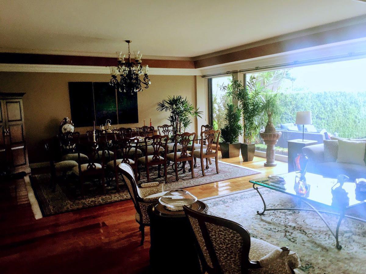 Foto Casa en Venta en  Lomas de Chapultepec,  Miguel Hidalgo  Lomas de Chapultepec, Sierra Amatepec casa en conjunto con terraza y jardín, a la venta (GR)
