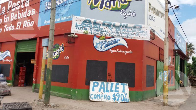 Foto Local en Alquiler en  9 De Abril,  Esteban Echeverria  Camino de Cintura al 6200