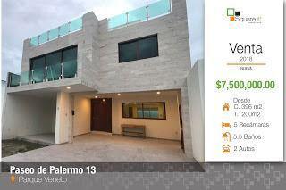 Foto Casa en Venta |  en  La Isla Lomas de Angelópolis,  San Andrés Cholula  Palermo 13 , Lomas de Angelopolis