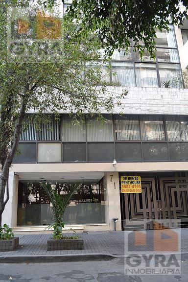 Foto Departamento en Renta en  Polanco,  Miguel Hidalgo  Jaime Balmes 71