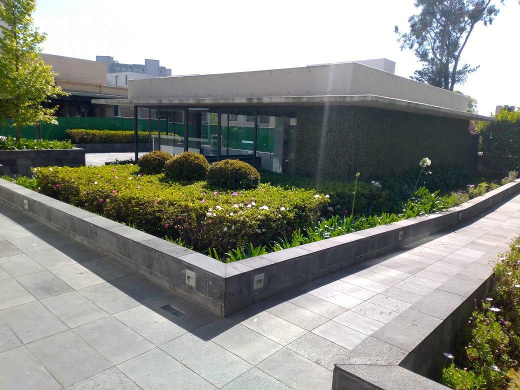 Foto Departamento en Renta en  Lomas de Memetla,  Cuajimalpa de Morelos  EN EXCLUSIVA Residencial Aruna  departamento en renta muy cerca de Santa Fe (RC)