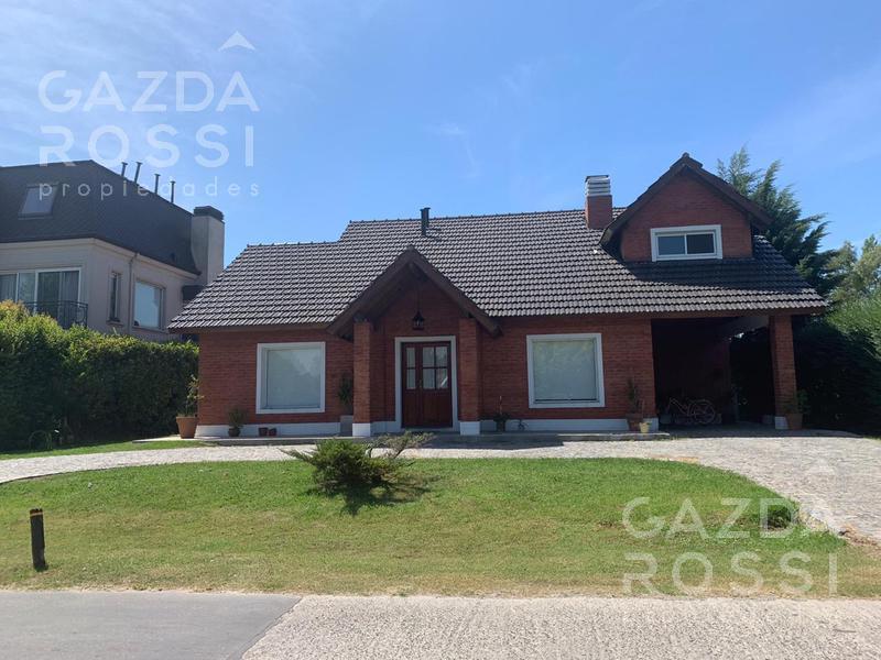 Foto Casa en Venta en  Echeverria Del Lago,  Countries/B.Cerrado (E. Echeverría)  Propiedad a la venta (Toma en parte de pago dto en CABA)