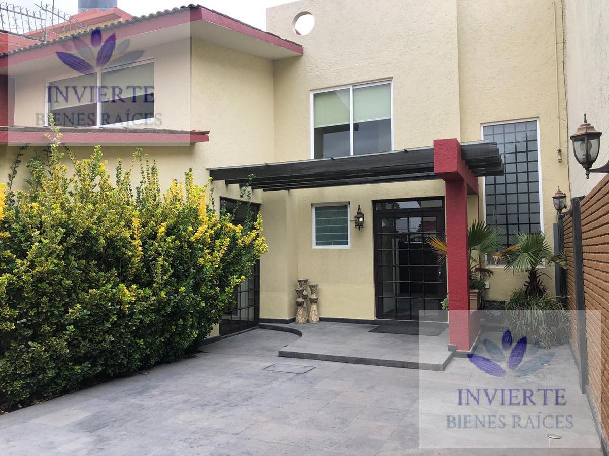 Alquiler de Casa 4 o mas recamaras en Metepec