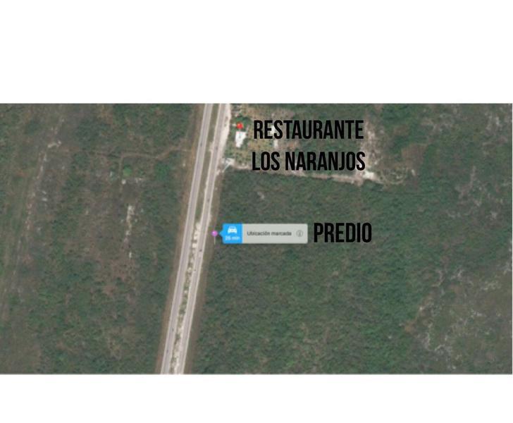 Foto Terreno en Venta en  Puerto Morelos,  Puerto Morelos  Terreno en venta KM23 a Puerto Morelos