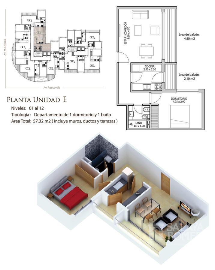 Foto Departamento en Venta   Alquiler en  Cantegril,  Punta del Este  Venta- Alquiler- Apartamento de 1 dormitorio, en excelente zona.