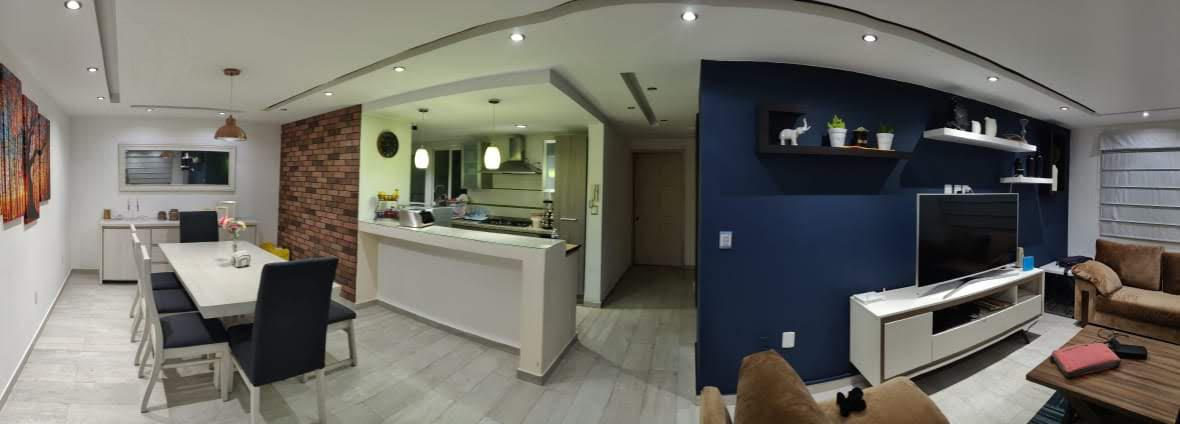 Foto Departamento en Venta en  Palo Solo,  Huixquilucan  Residencial Highlands park II departamento en venta (MC)