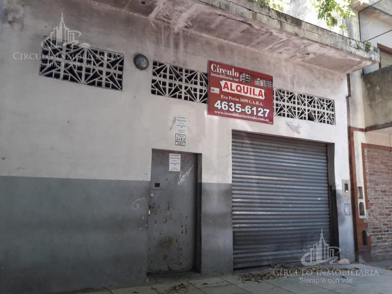 Foto Depósito en Alquiler en  Mataderos ,  Capital Federal  Pola al 2400