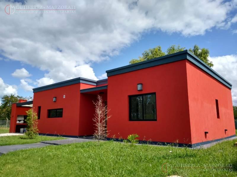 Foto Casa en Venta en  La cañada de Pilar,  Countries/B.Cerrado (Pilar)  12 de Octubre al al 5600