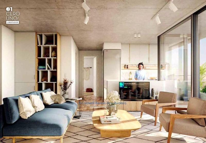 Foto Apartamento en Venta en  Aguada ,  Montevideo  Apartamento de 1 dormitorio en venta en Aguada