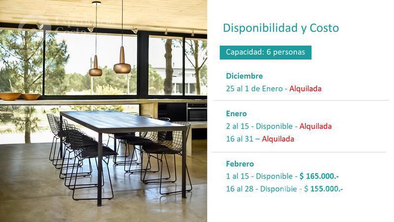 Foto Casa en  en  Barrio Costa Esmeralda,  Pinamar  Casa al Mar - lote 26