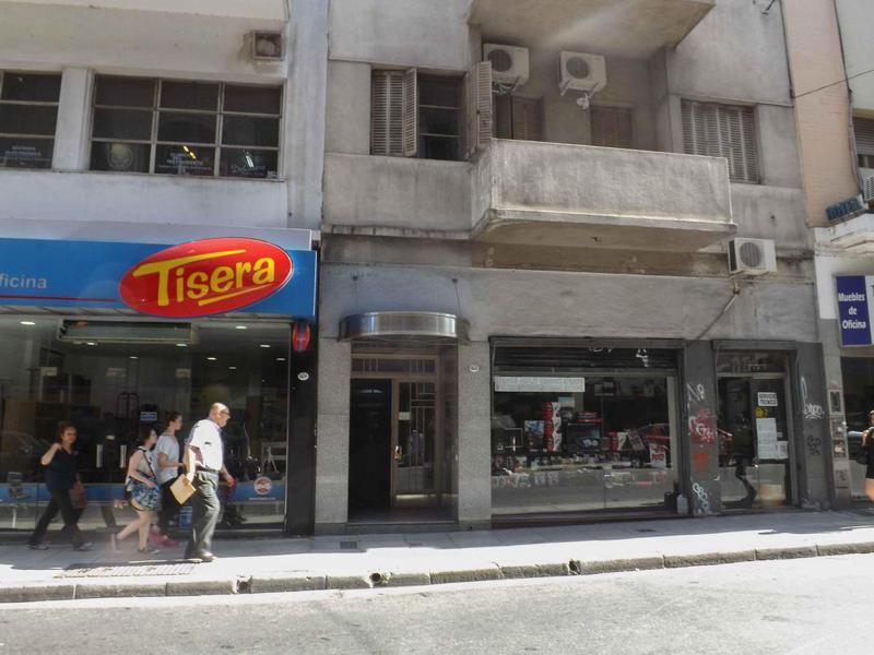 Foto Oficina en Venta en  Centro (Capital Federal) ,  Capital Federal  DOMINGO F. SARMIENTO 1438
