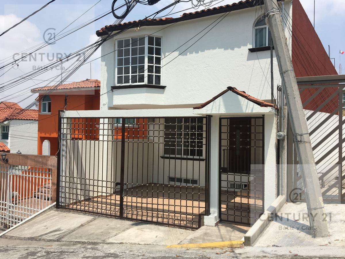 Foto Casa en Renta en  Lomas de La Hacienda,  Atizapán de Zaragoza  HACIENDA DE TARIMORO 33 C-8