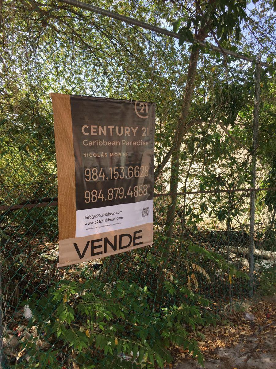 Foto Terreno en Venta en  Playa del Carmen ,  Quintana Roo      Terreno de 176 m2 en Nicte-Ha, Playa del Carmen P2925