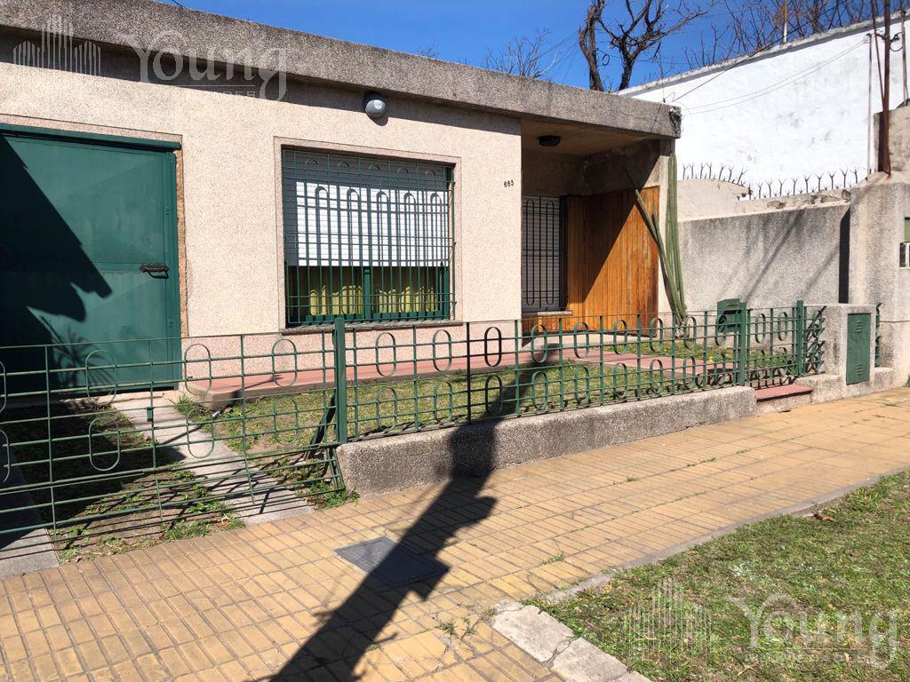 Foto Casa en Alquiler en  Quilmes ,  G.B.A. Zona Sur  Matienzo al 600