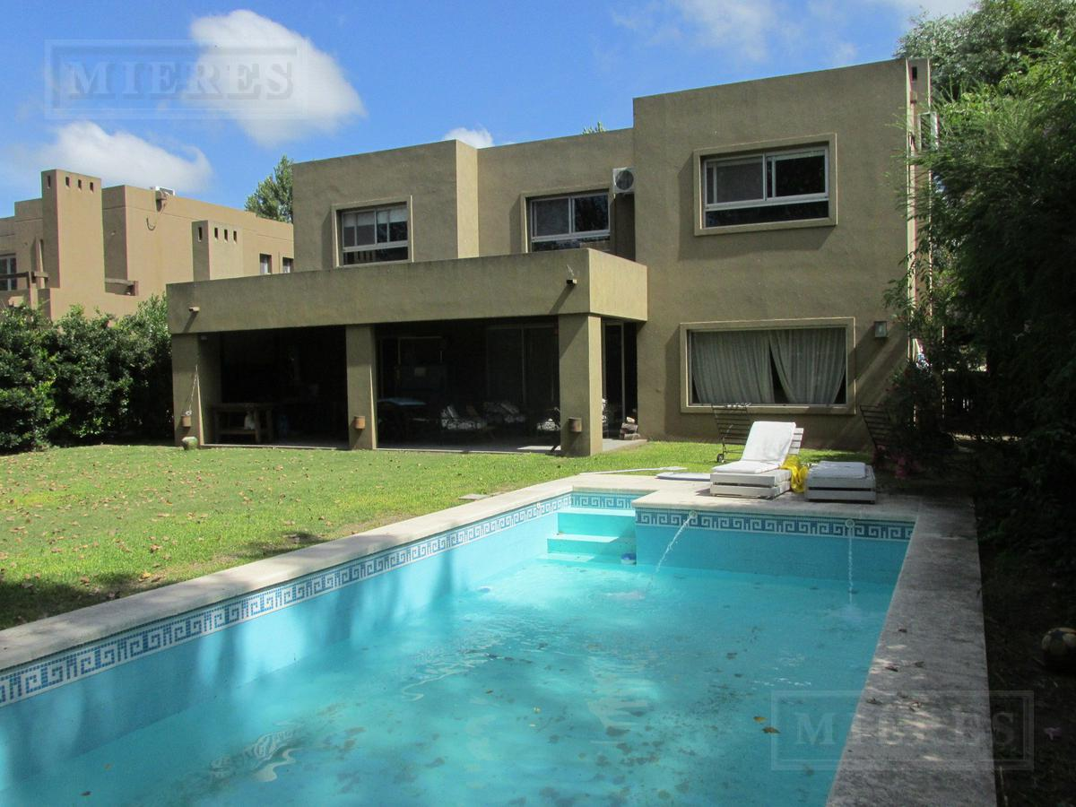 Santa Barbara -  casa en alquiler