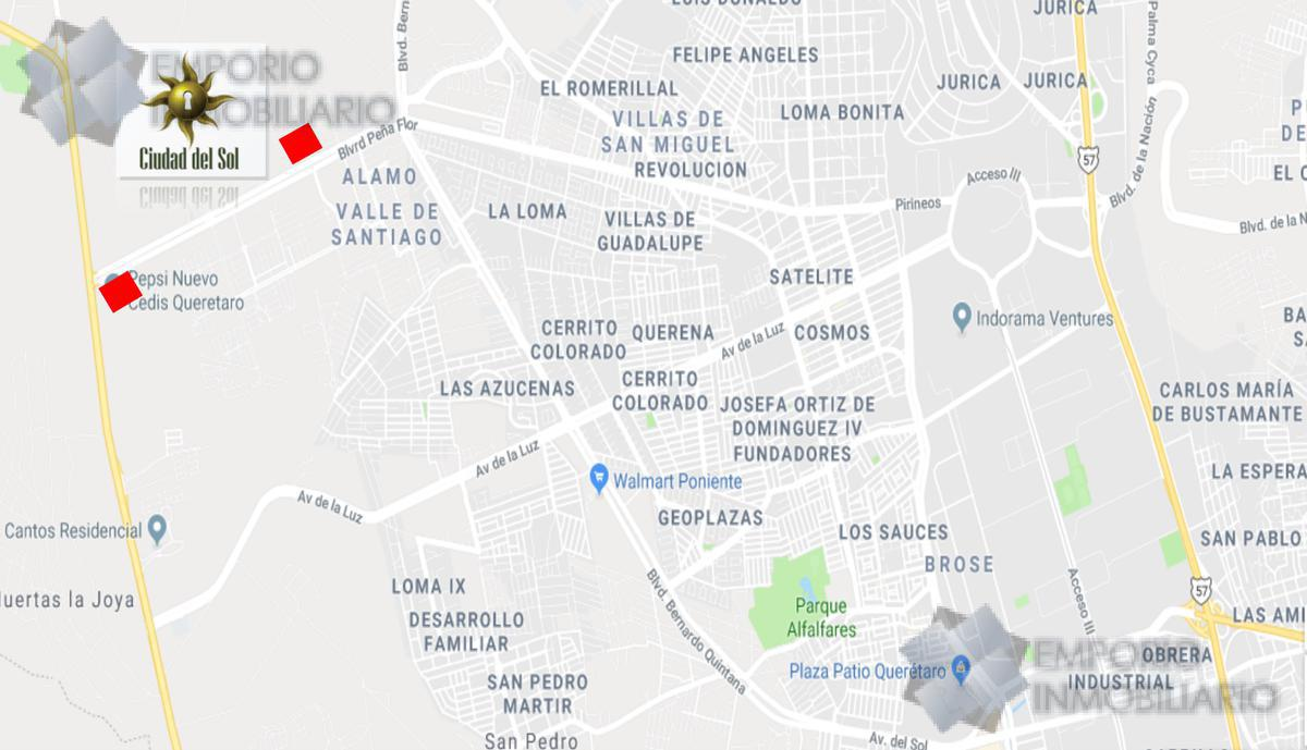 Foto Local en Renta en  Fraccionamiento Ciudad del Sol,  Querétaro  Local Renta Plaza Sol Poniente $228,000 Priher EQG1