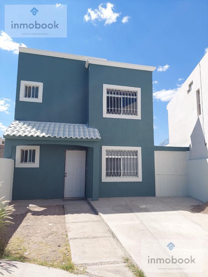 Foto Casa en Venta en  Fraccionamiento Las Aldabas,  Chihuahua  Casa en Venta Fracc. Las Aldabas, Salida a Juarez