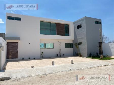 Foto Casa en Venta en  San Diego Cutz,  Conkal  CASA EN SAN DIEGO CUTZ 4 HABITACIONES