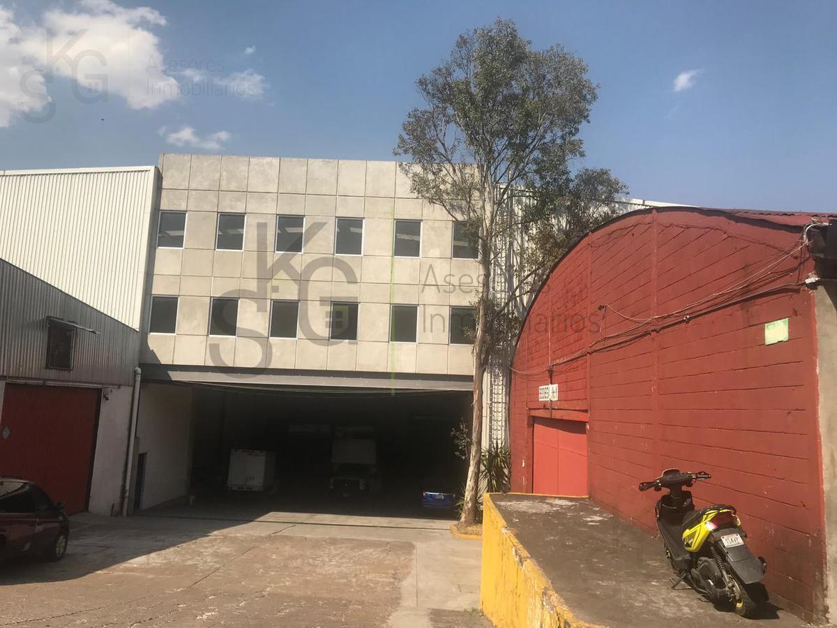Foto Bodega Industrial en Renta en  Naucalpan de Juárez ,  Edo. de México  SKG Asesores Inmobiliarios RENTA bodega en Naucalpan