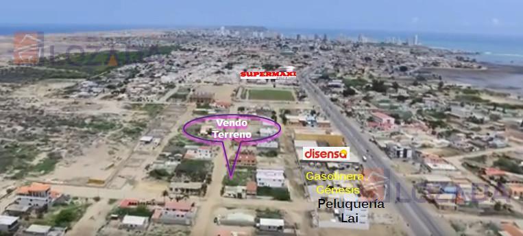 Foto Terreno en Venta en  Malecon de Salinas,  Salinas  Vendo terreno en Salinas Sector mar y Sal
