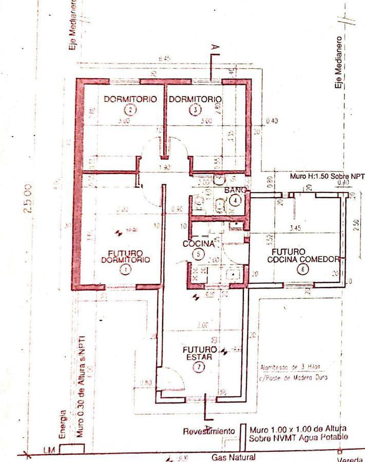 Foto Casa en Venta en  Gobernador Amit (ex Plan 3000),  Santa Rosa  Gobernador Amit (ex Plan 3000)